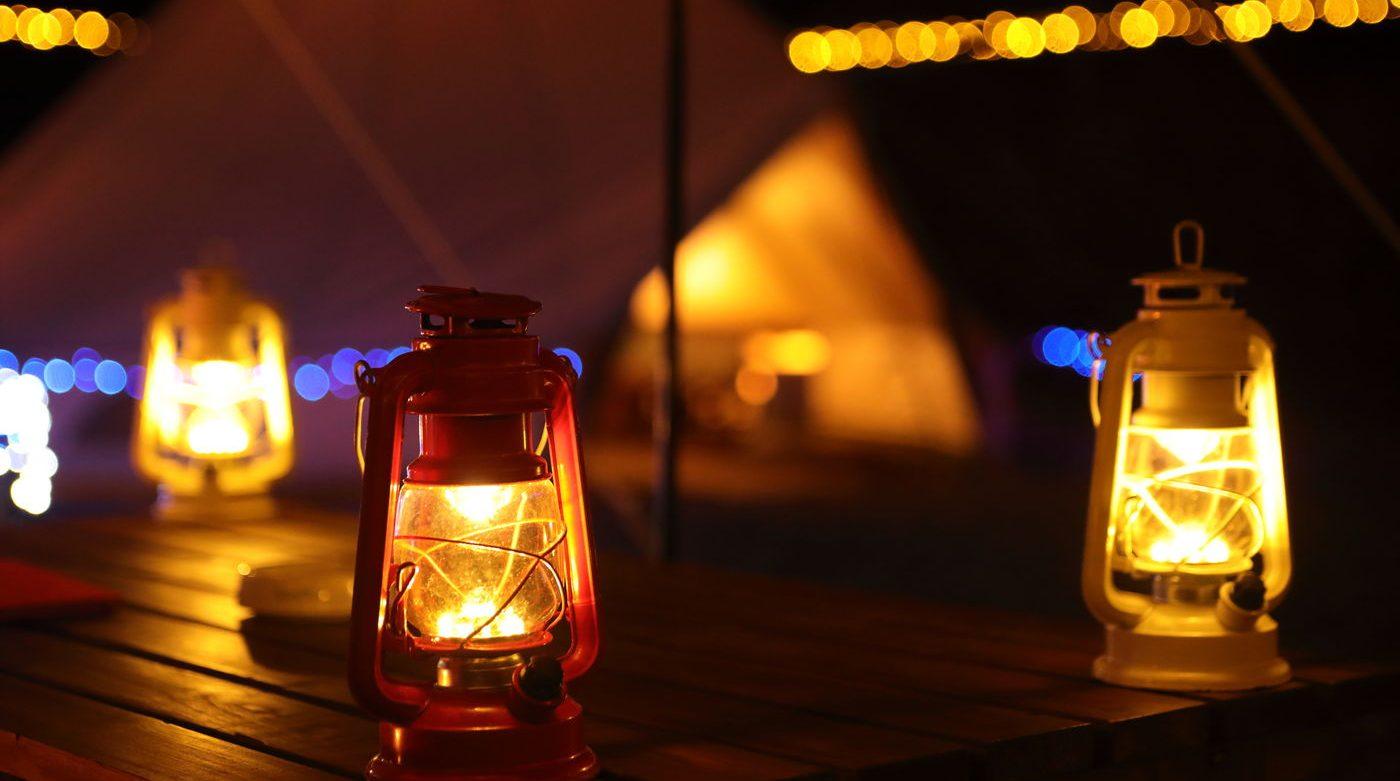 Glamping & Cafe Base Beach -